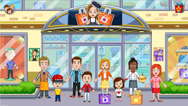 My Town : Shopping Mall Free11