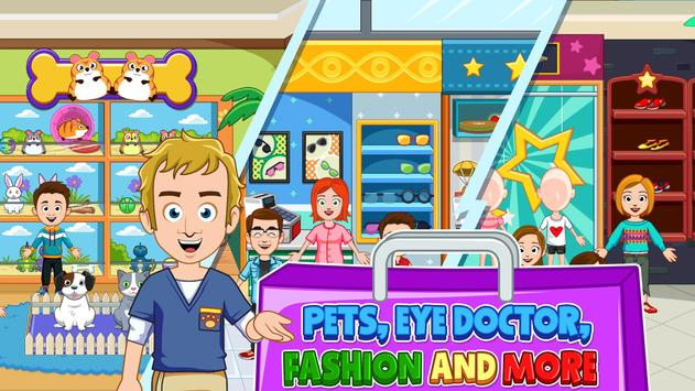My Town : Shopping Mall Free15