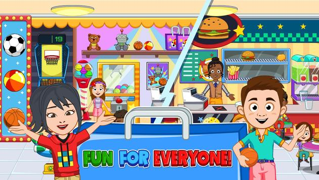 My Town : Shopping Mall Free2