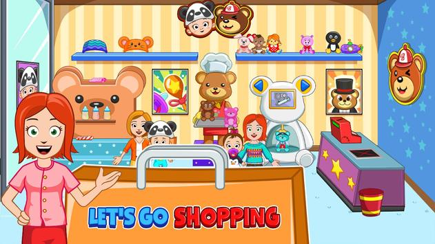 My Town : Shopping Mall Free7