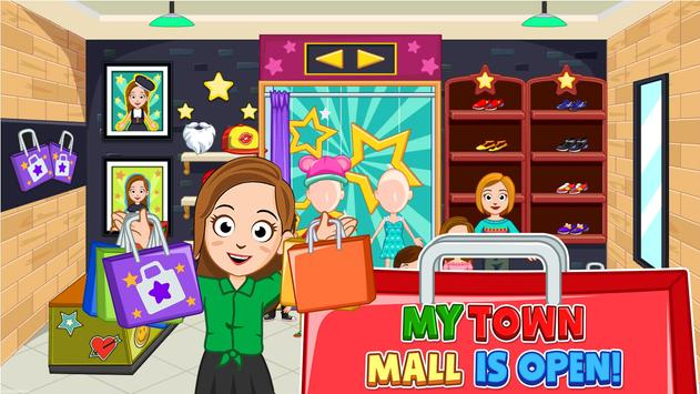 My Town : Shopping Mall Free4
