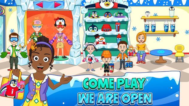 My Town : Fun Amusement Park Game for Kids Free screenshot 16