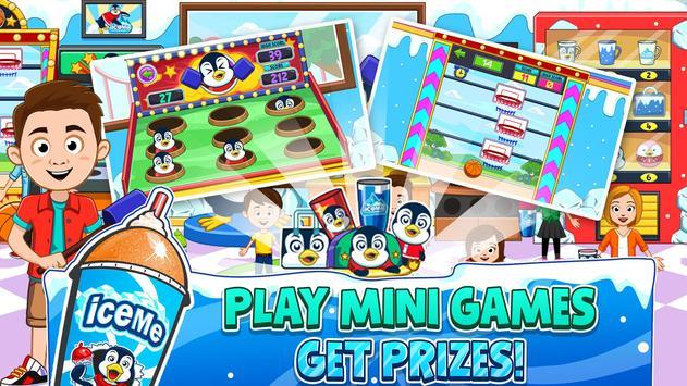 My Town : Fun Amusement Park Game for Kids Free screenshot 1