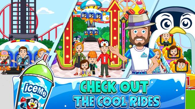 My Town : Fun Amusement Park Game for Kids Free screenshot 2