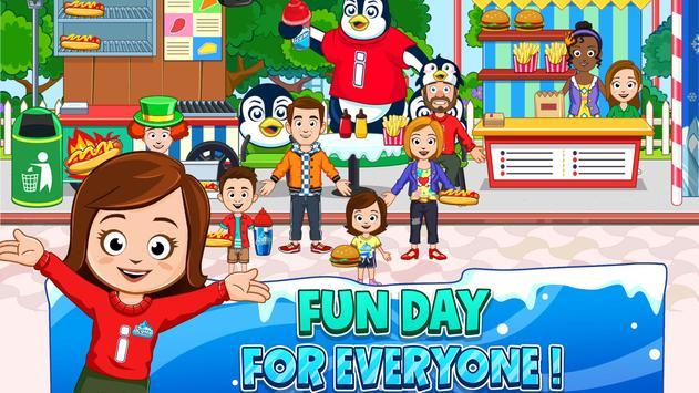 My Town : Fun Amusement Park Game for Kids Free screenshot 6