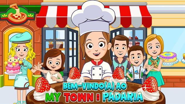 My Town : Padaria Cartaz
