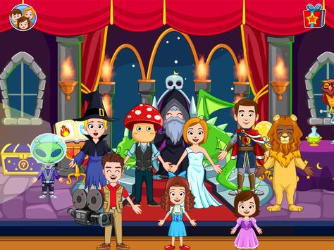 My Town : Cinema & Movie Star - Kids Movie Night screenshot 17