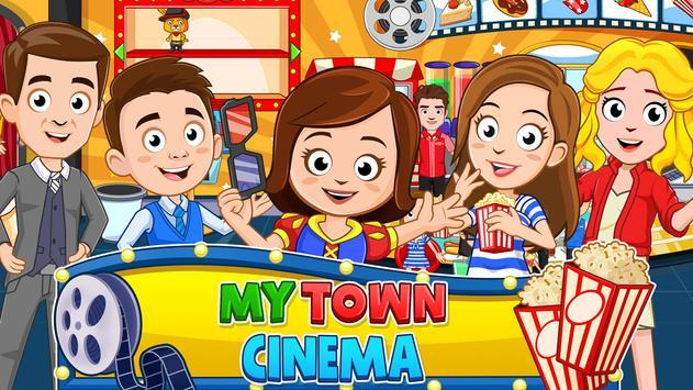 Das Kino Spiel für Mädchen & Jungs ab 3 Jahren 🎥 Plakat