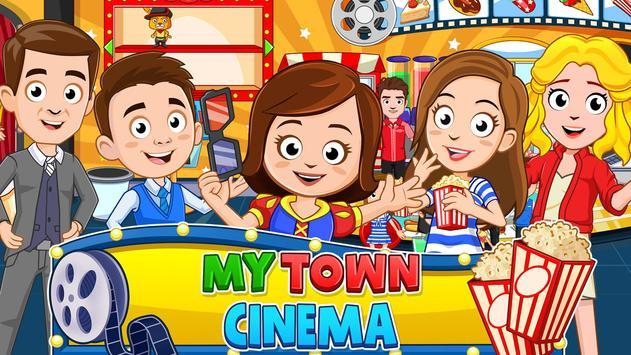 Das Kino Spiel für Mädchen & Jungs ab 3 Jahren 🎥 Screenshot 12