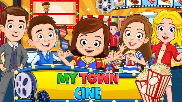My Town : Cinema captura de pantalla 6
