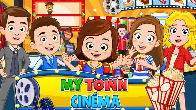 My Town : Cinema Affiche