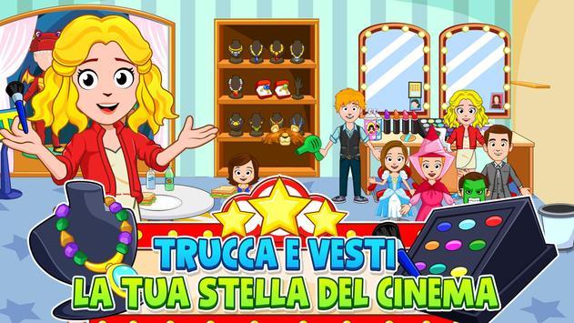 9 Schermata My Town : Cinema