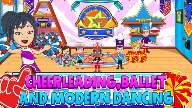 My Town : Dance School. Girls Pretend Dress Up Fun screenshot 1