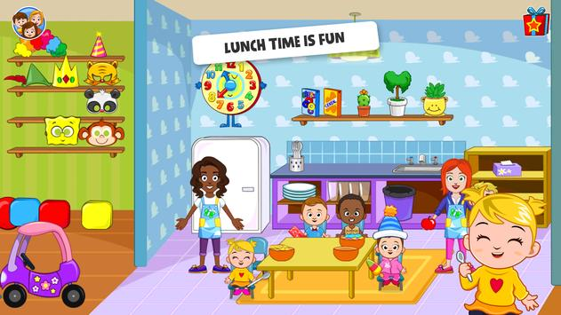 My Town : Daycare Games for Kids screenshot 3