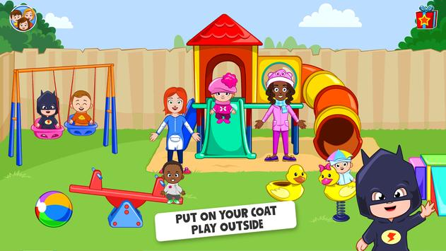My Town : Daycare Games for Kids poster