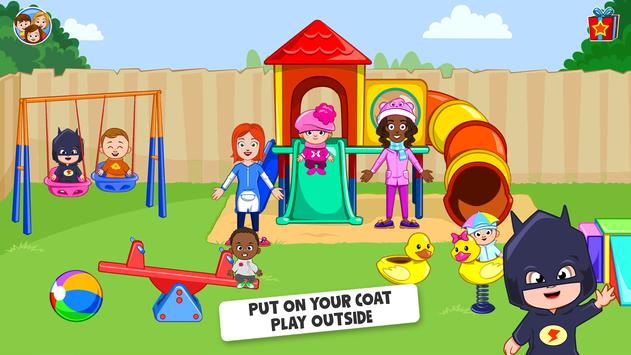 My Town : Daycare Games for Kids screenshot 13