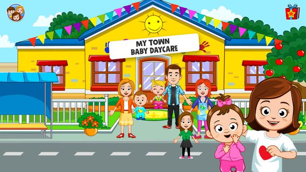 My Town : Daycare Games for Kids screenshot 1