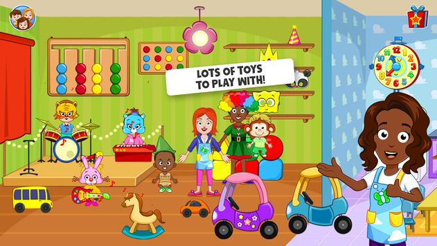 My Town : Daycare Games for Kids screenshot 2