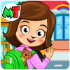 My Town: Preschool Game - Learn about School ikona