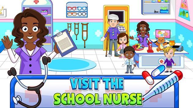 My Town : Preschool Free screenshot 3