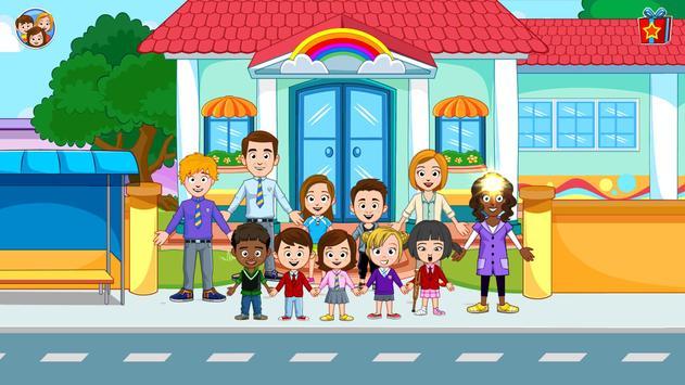 My Town : Preschool captura de pantalla 5