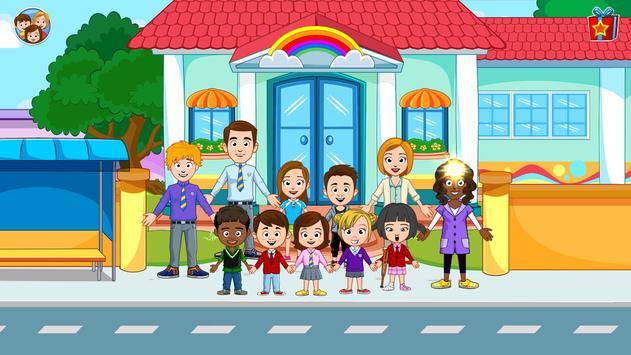 My Town : Preschool captura de pantalla 11