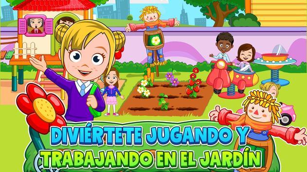 My Town : Preschool captura de pantalla 1