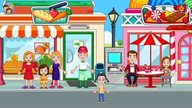 My Town : Stores. Fashion Dress up Girls Game5