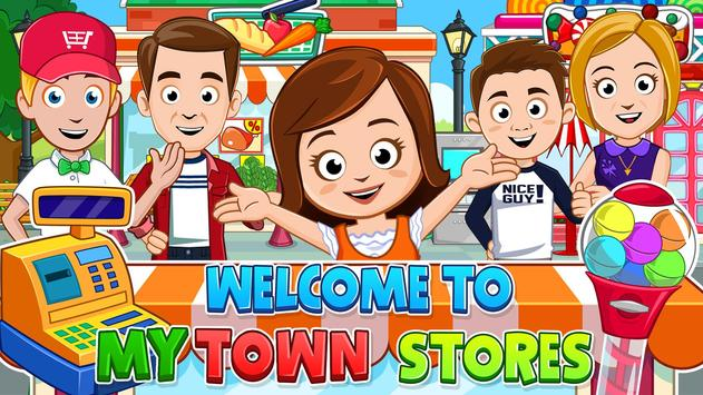 My Town : Stores. Fashion Dress up Girls Game13