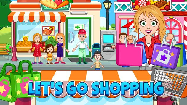 My Town : Stores. Fashion Dress up Girls Game12