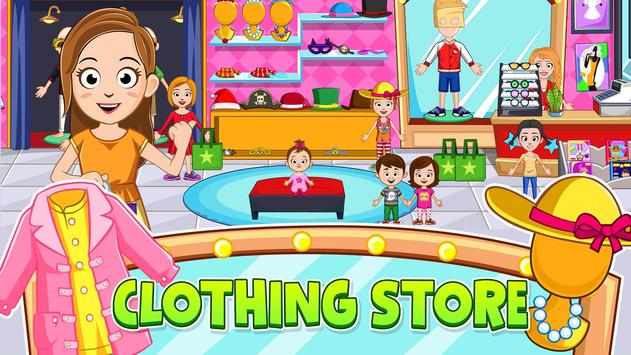 My Town : Stores. Fashion Dress up Girls Game14