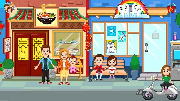 My Town: Diversión en la calle captura de pantalla 5