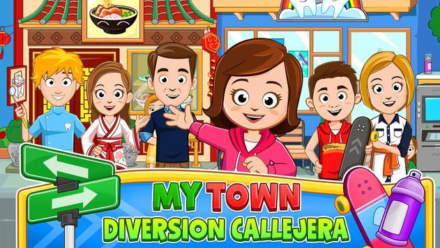 My Town: Diversión en la calle captura de pantalla 6