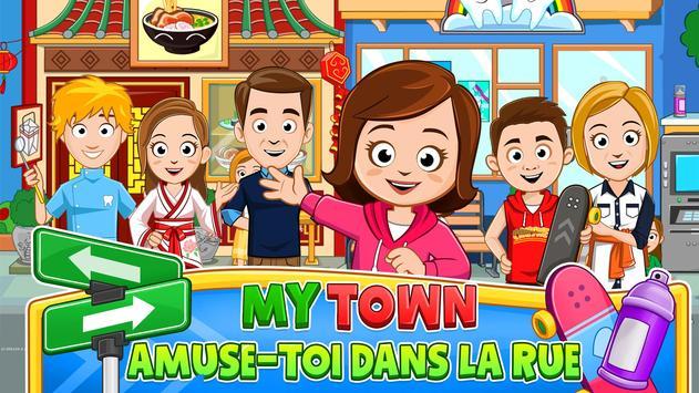 My Town : Ma rue, un terrain de jeu Affiche
