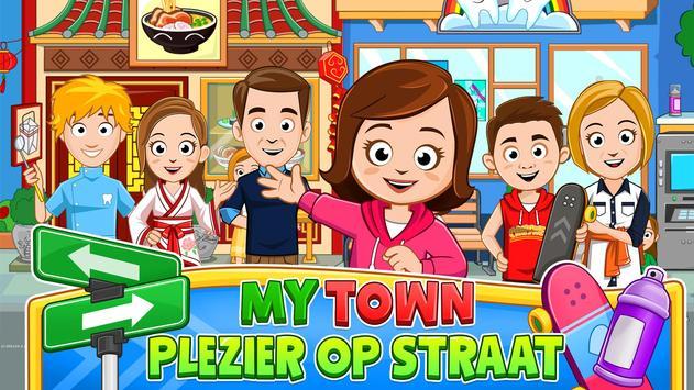 My Town : Plezier op straat screenshot 1