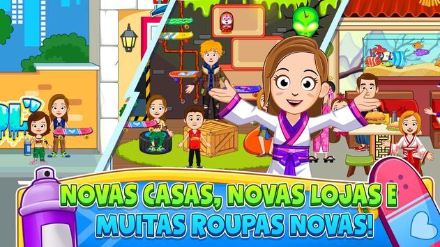 My Town : Rua Divertida imagem de tela 4