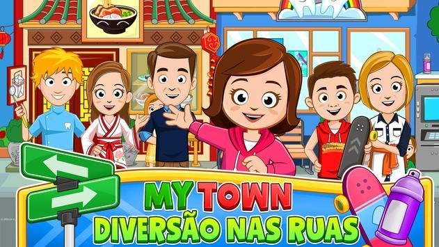 My Town : Rua Divertida imagem de tela 12