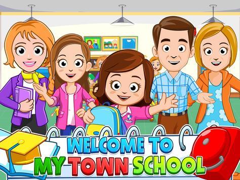 My Town : School screenshot 10