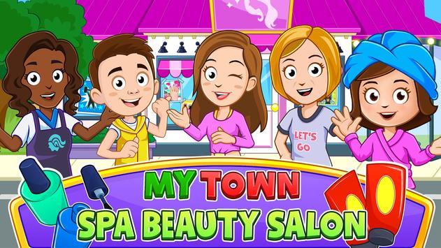 My Town : Beauty Spa Hair Salon Free0