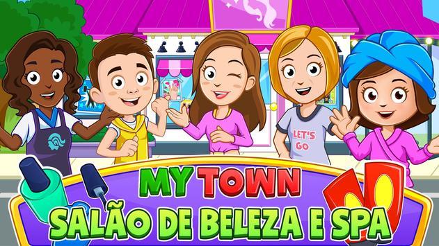My Town : Beauty Spa Saloon imagem de tela 10