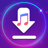 Free Music Downloader + Mp3 Music Download Songs biểu tượng