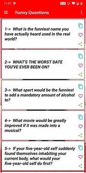 Romantic Questions screenshot 5