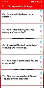 Romantic Questions screenshot 2