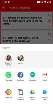 Romantic Questions screenshot 3