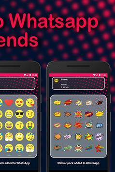 WAStickers for Whatsapp (WAStickersApp) screenshot 2