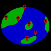 Globe Now: Event Explore icon