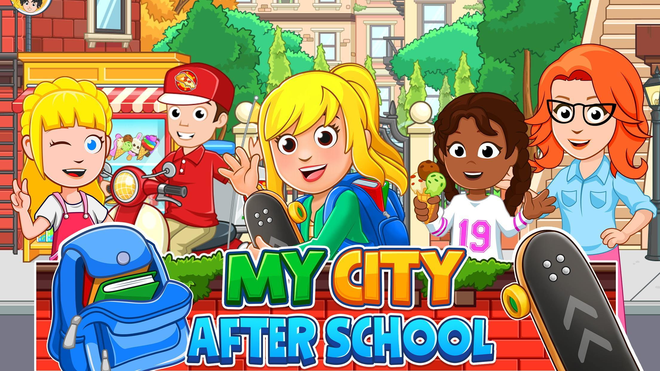 my city after school apk free download