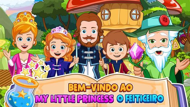 My Little Princess : O Feiticeiro FREE Cartaz