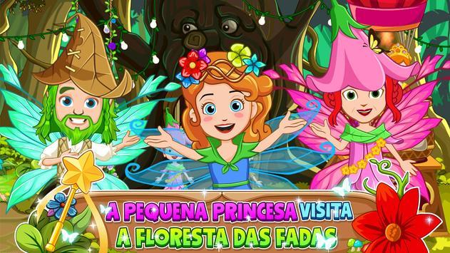 My Little Princess: Floresta das Fadas Free Cartaz