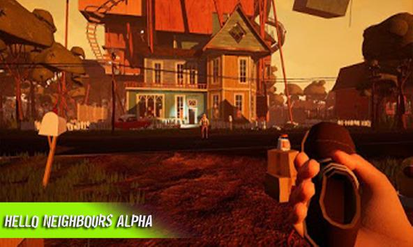 My Neighbor Alpha Series hint screenshot 2